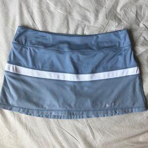 Vintage Nike Dri-Fit Tennis skirt Blue Size L